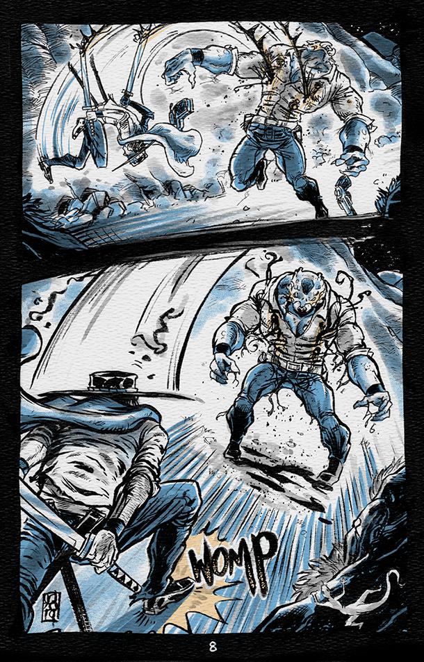 El Cabrón Pistolero - 9