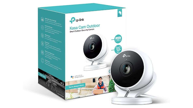 Kasa Smart TP-Link Security Camera with Night Vision
