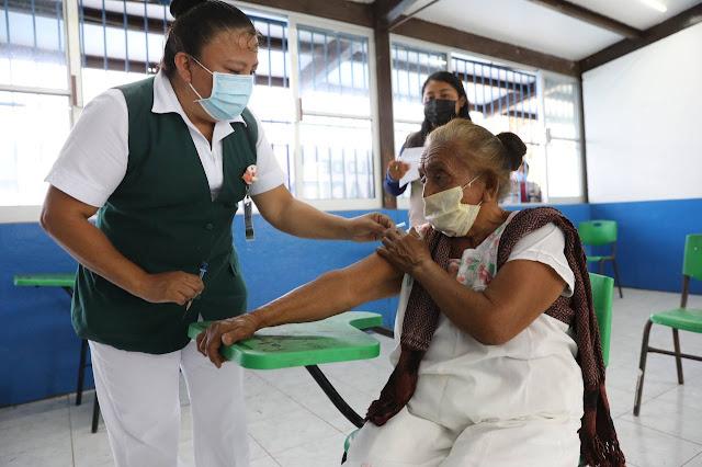 Bajan ingresos hospitalarios por COVID19 en Yucatán