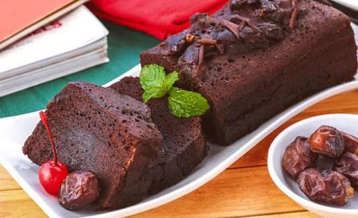 Cara membuat brownies kukus persiapan buka puasa 1441H