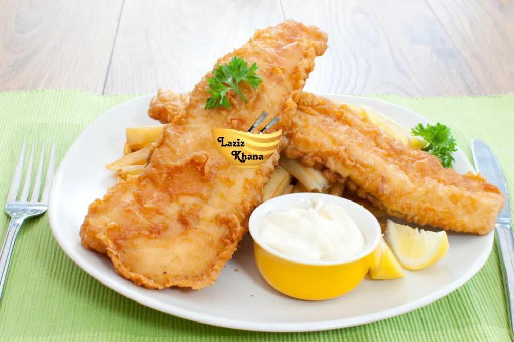 Fry Fish Recipe in Hindi