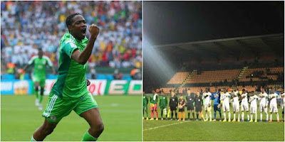 Ahmed Musa, Super Eagles, Mikel Obi, AFCON, Sports, Leicester City,