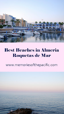 almeria beach spain roquetas mar coast protur hotel resort spa