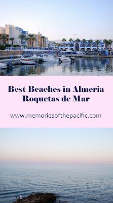 almeria beach spain roquetas mar coast protur hotel resort spa
