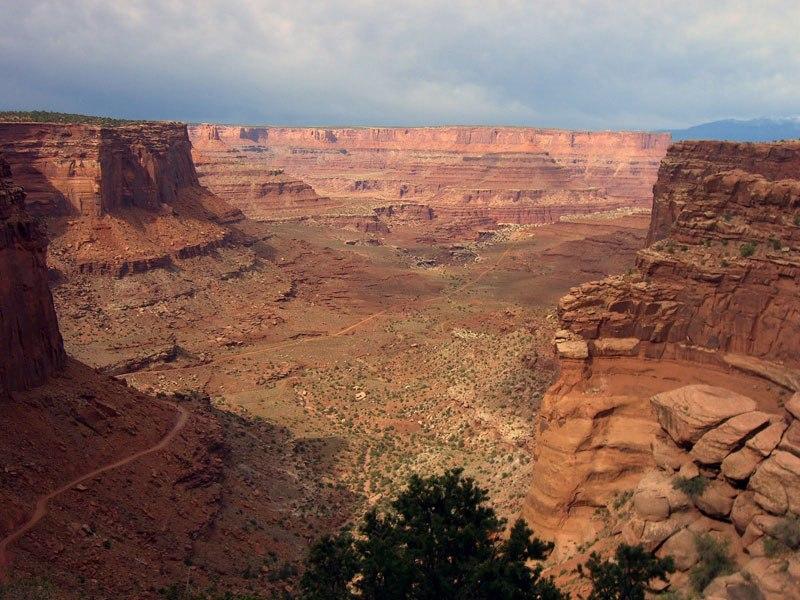 White Rim Road, Canyonlands National Park – Utah | Estados Unidos