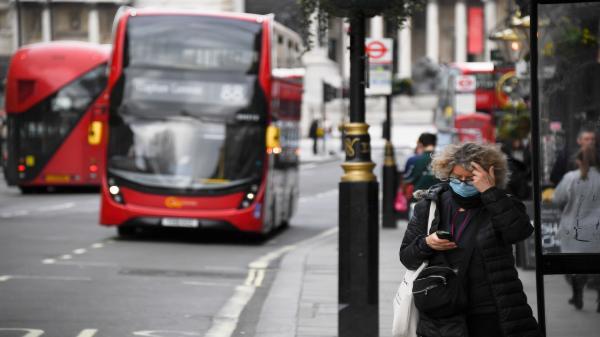 بريطانيا تعلن اكتشاف فيروس متحور آخر جديد