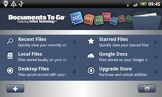 Documents To Go_Business App_Mobile App