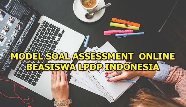 model soal Assessment Test