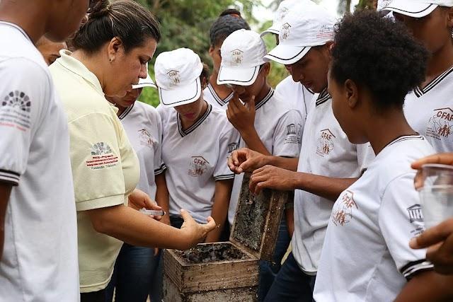 Escolas rurais baianas são selecionadas pelo Criança Esperança