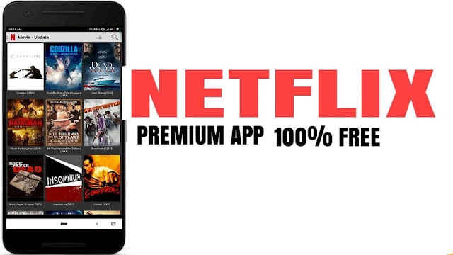Netflix Premium App Download