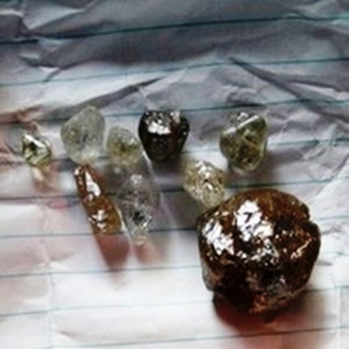 African largest exporters of gold and rough diamond: African