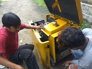 TUKANG SERVICE GENSET JAKARTA AREA SUNTER