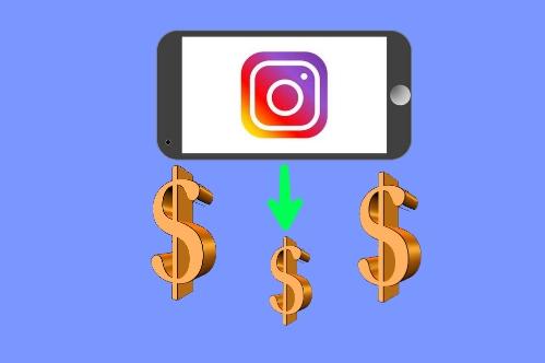 Cara dapatkan uang di instagram