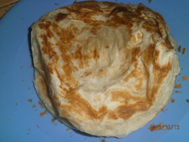 Cara Buat Roti Canai Mamak