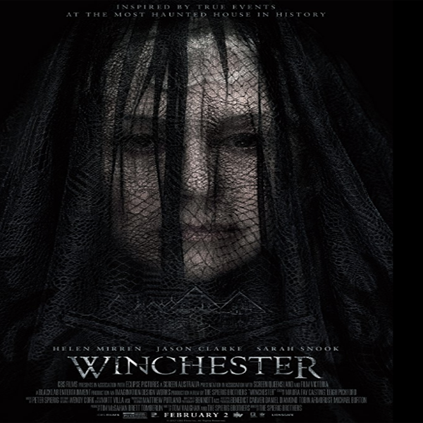 Winchester, Winchester Synopsis, Winchester Trailer, Winchester Review, Poster Winchester