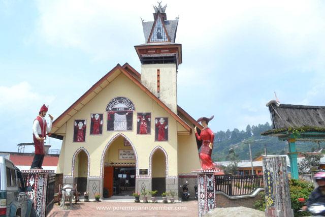Museum Pusaka Berastagi