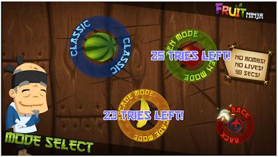 Free Download Windows 8 Metro Game Fruit Ninja