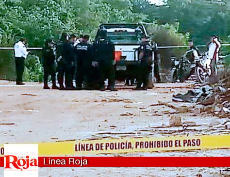 Encuentran el cadáver de un hombre con hullas de tortura, a unos 10 kilómetros de Chetumal
