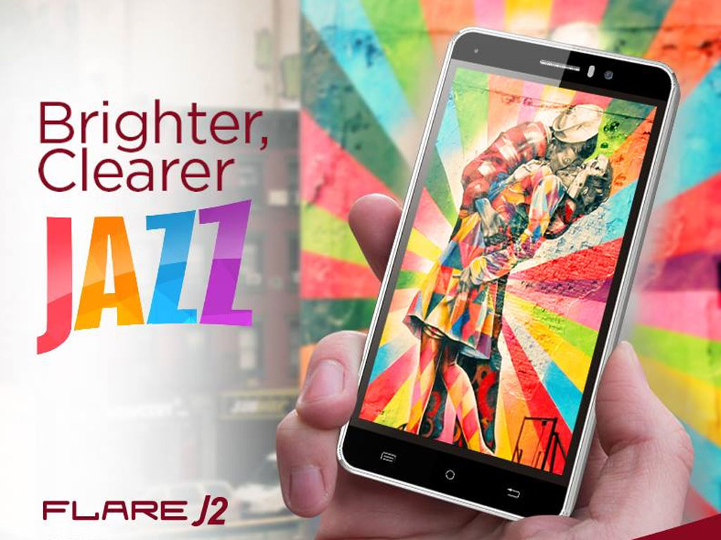 Cherry Mobile Flare J2 official poster