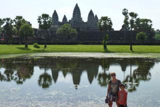 Siem Reap, Angkor.