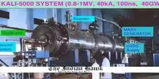 KALI Secret Weapon INDIA