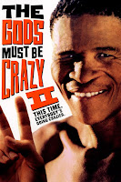 The Gods Must Be Crazy II (1989) Dual Audio Hindi 720p DVDRip