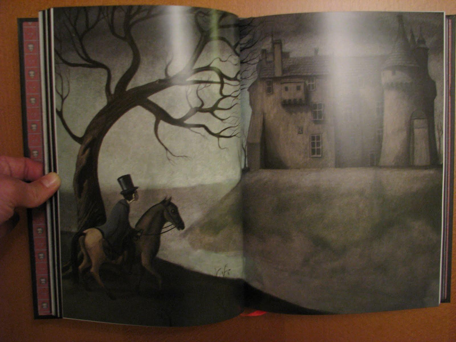 El Otro Viento Cuentos Macabros cuando Benjamin Lacombe se encontr con Edgar Allan Poe