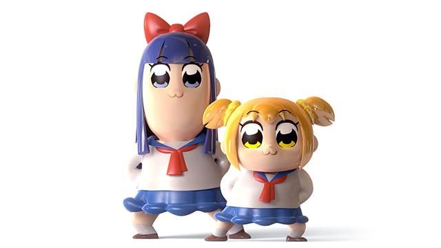 Nuevo especial para el anime Pop Team Epic!!