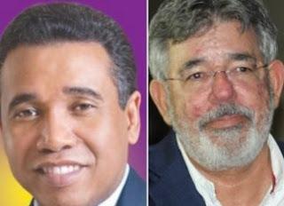 PLD suspende de sus cargos en la organización a Félix Bautista y a Díaz Rúa