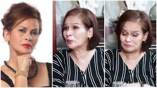 Dating actress Deborah emosyonal na nagmakaawa na mabigyan siya ng trabaho