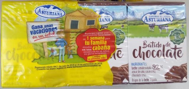 Gana premios con Central Lechera Asturiana