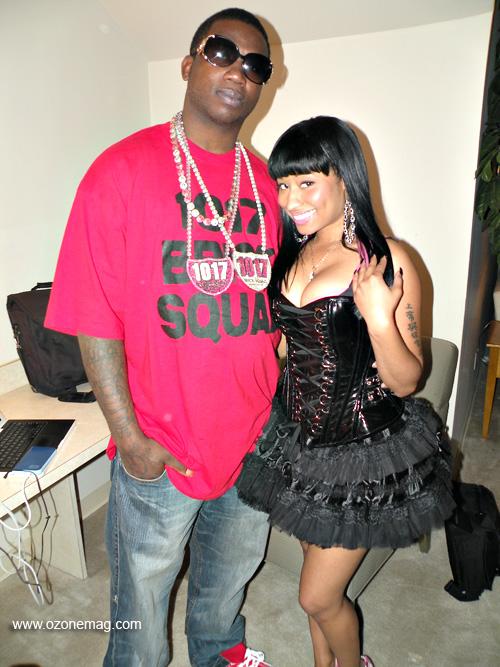 Gucci mane and nicki minaj naked pics 388