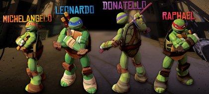 Infoanimation Com Br Oficial Nova Serie Das Tartarugas Ninja