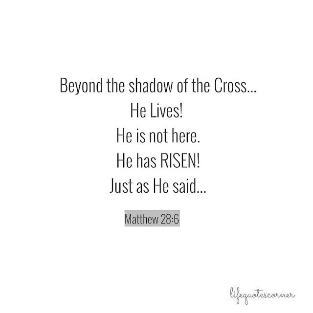 Matthew 28:6, bible verse, Lent quotes, Lenten,