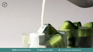 Ide + Resep Es Buah Sederhana untuk Jualan, DIJAMIN LARIS!!!