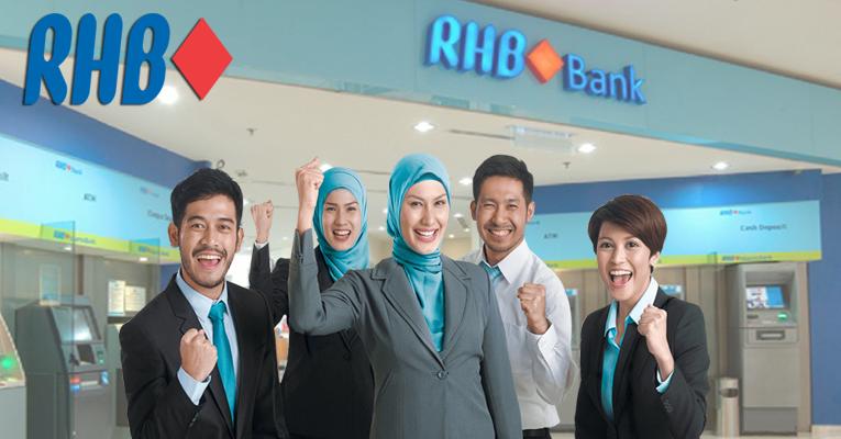 Jawatan Kosong Perbankan di RHB Banking Group