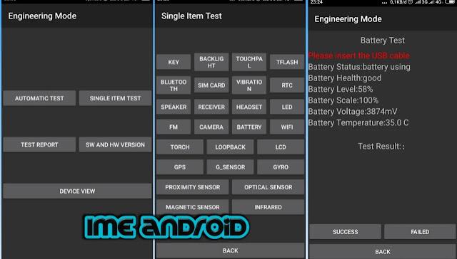Masuk engineering mode code xiaomi