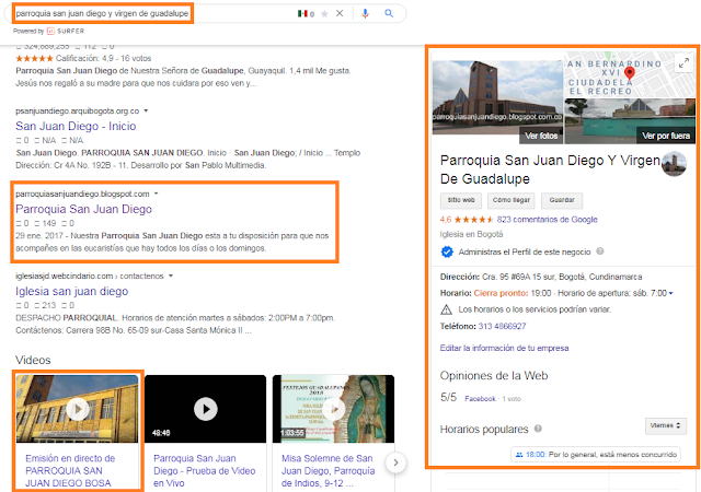registrar empresa en google