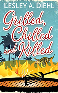Grilled, Chilled and Killed by Lesley A. Diehl