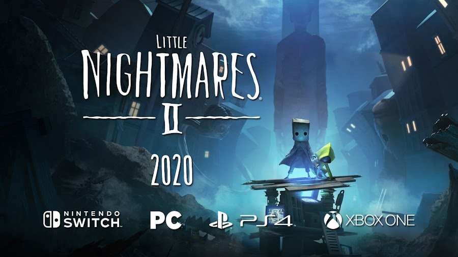 little nightmares 2 announced gamescom 2019 tarsier studios bandai namco switch pc ps4 xb1