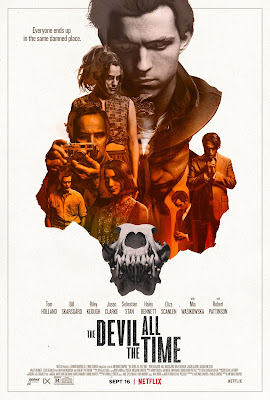 The Devil All the Time 2020 Eng WEB HDRip 480p 400Mb ESub x264