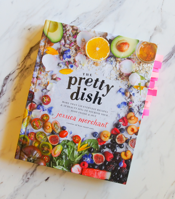 The Pretty Dish by Jessica Merchant #cookbook