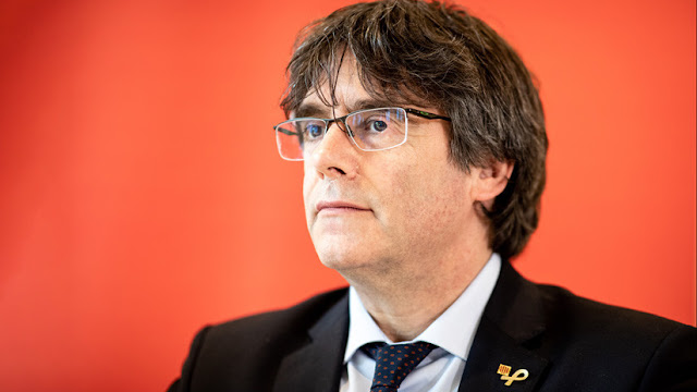 La Justicia europea rechaza que Puigdemont asuma su escaño de eurodiputado de forma provisional