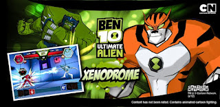 Ben 10 Ultimate Alien Xenodrome