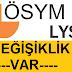 LYS'DEKİ SON DEĞİŞİKLİKLER, AÇIK UÇLU SORU MESELESİ