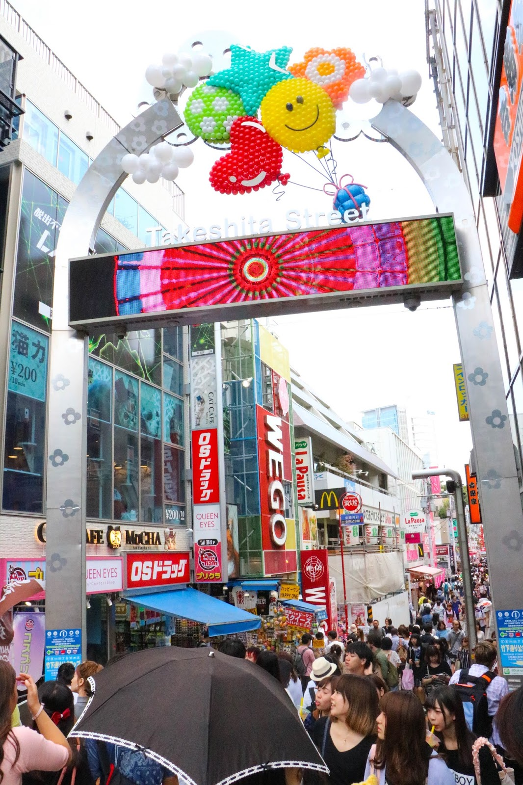 What to see on your trip to Harajuku Japan