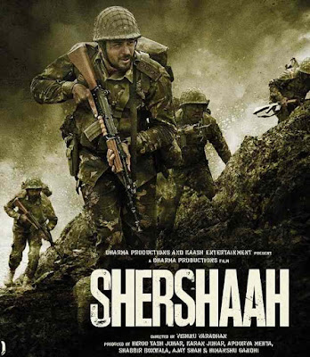 Shershaah Star Cast Name, Wiki