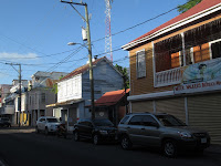 belize city viaggio in solitaria