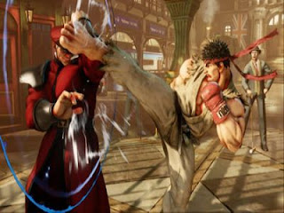 Free Download Street Fighter V 5 PC Game Full Version