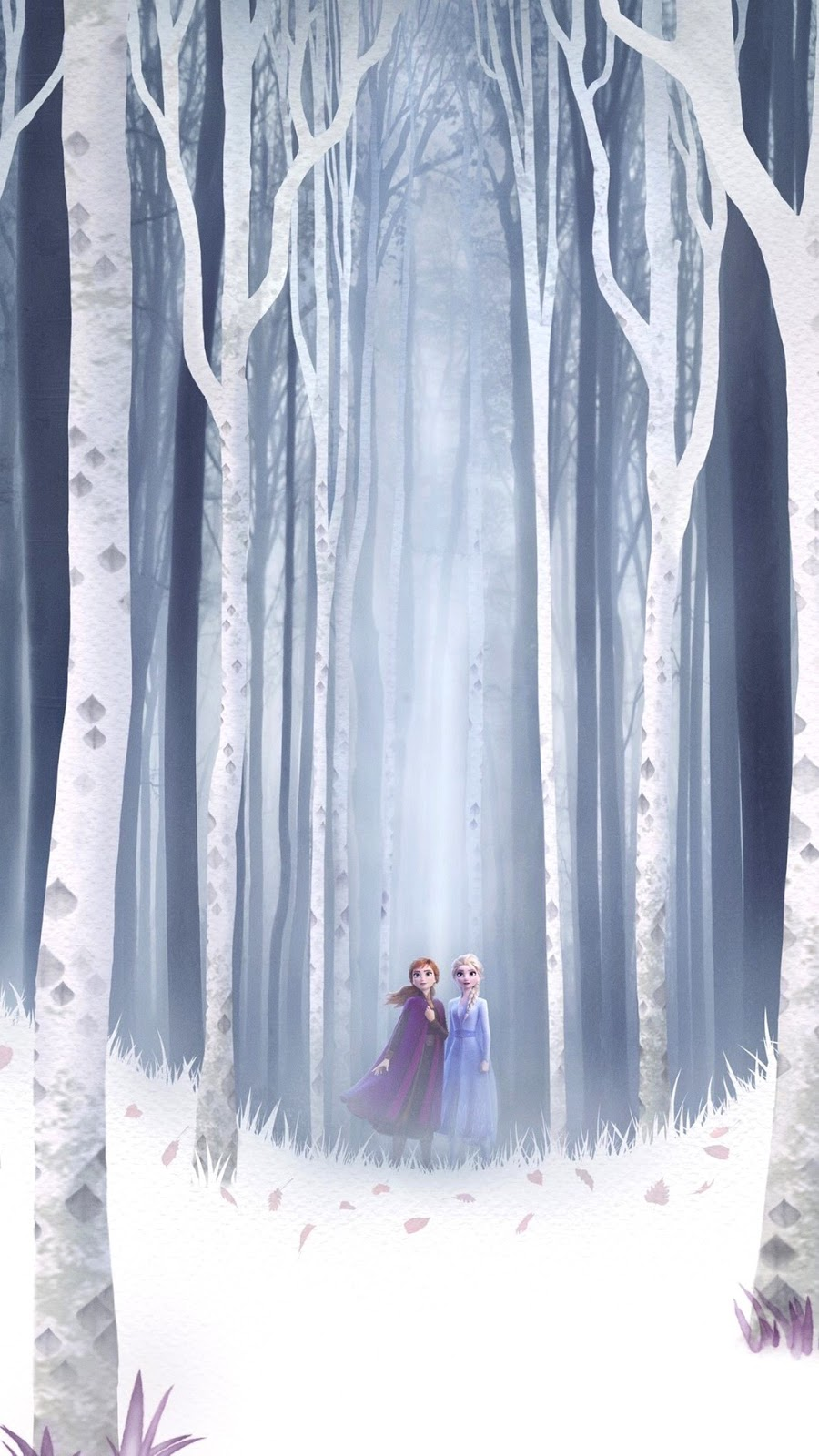 Frozen 2 Mobile Wallpaper